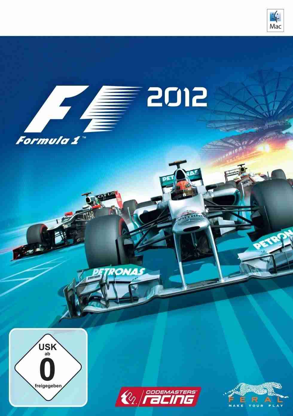 Descargar F1 2012 [MULTI][MACOSX][MONEY] por Torrent